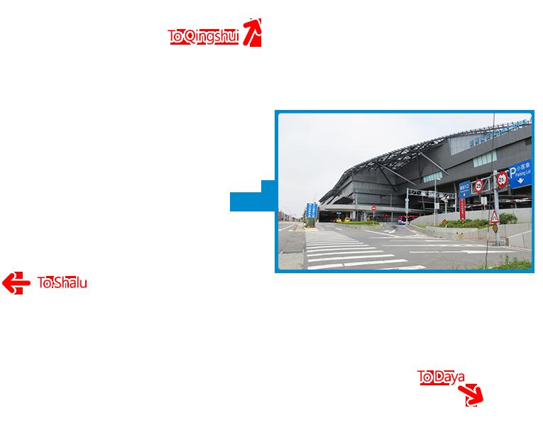 Car Rental Taichung Airport